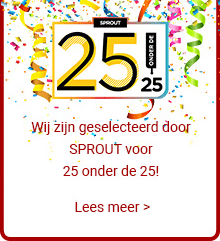 Sprout 25 onder de 25